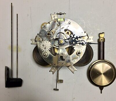 Antique Circle Korean Clock Movement