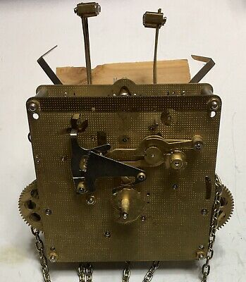Antique Emperor Clock Movement