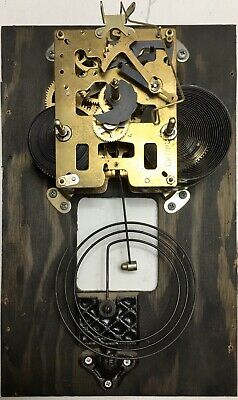 Antique Clock Movement