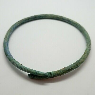 Bronze Bracelet Ornament Celtic Koban Scythian 1100BC
