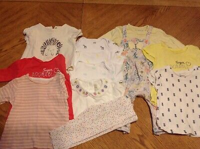 Baby Girl 3-6 Months Bundle, Nutmeg, Vertbaudet, JoJo, Next