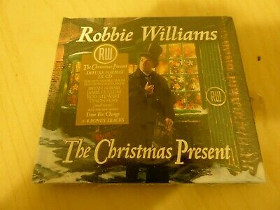 robbie williams christmas present deluxe cd