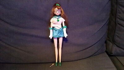 Sailor Moon Bandai 1992 Vintage Sailor Jupiter Barbie Doll