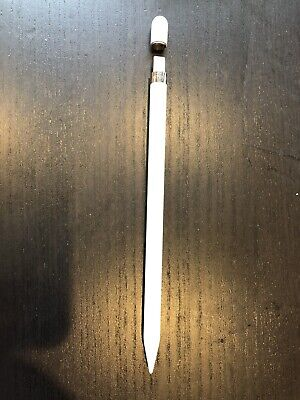 Apple Pencil for iPad Pro and iPad 6th Gen. White Model A1603
