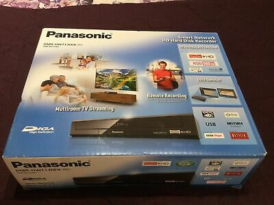 Panasonic DMR-HWT130 Smart 500 GB Recorder with Twin Freeview+ Tuners