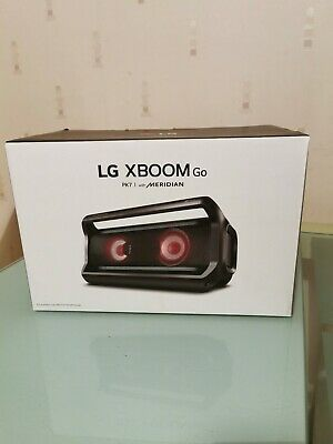 Brand New LG XBOOM Go PK7 With Meridian Bluetooth Party Speaker