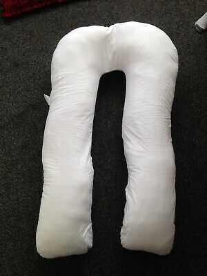 U Shaped Pillow Total Body Comfort Ideal for Pregnancy & Maternity Use