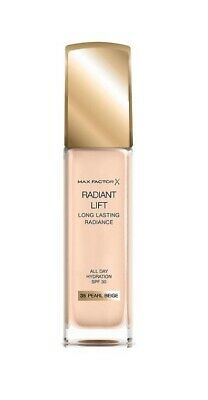 Max Factor Radiant Lift Long Lasting Radiance Foundation SPF30 (35) Pearl Beige
