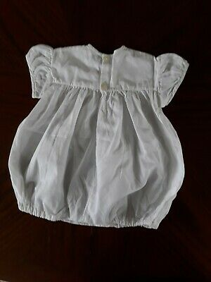 babies vintage  broderie anglaise rompers
