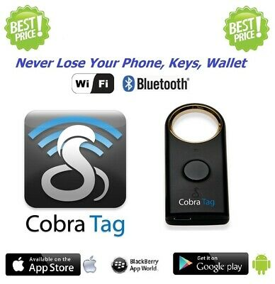 Key Finder Cobra Tag Find Lost Keys With Your Android Phone Eur 10 99 Picclick De