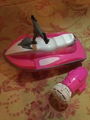 Baby Born Jet ski, moves in water, can be bath toy, hardly used condition