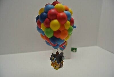 HALLMARK 2019 DISNEY-PIXAR UP 10th ANNIVERSARY BALLOON HOUSE Magic Sound NEW