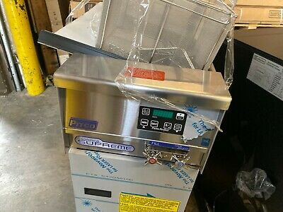 Pitco Pasta cooker boiler SSPG14 Natural Gas NEW out of box