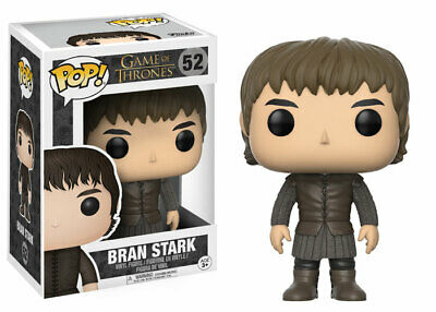 Pop Television 3.75 Inch Action Figure Game Of Thrones - Bran Stark #52