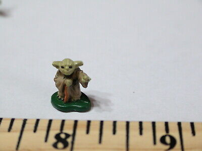Star Wars Micro Machines Action Fleet Yoda Figure #2
