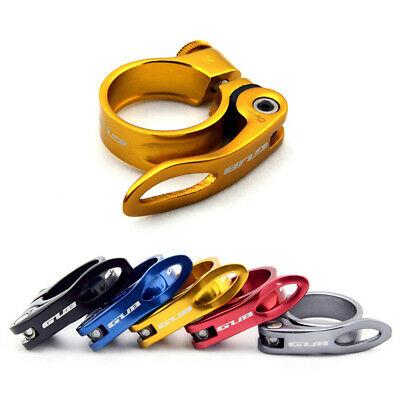 Alloy Cycling Bike Bicycle Quick Release Seat Post Bolt Binder Clamp Cxz MbZfX