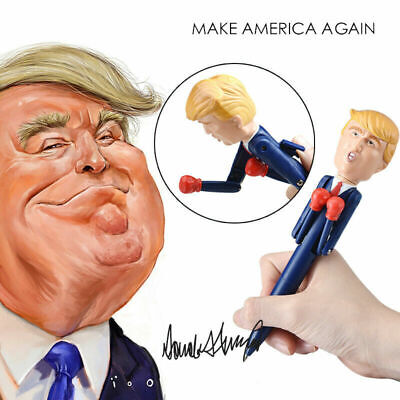 Donald Talking Pen 8Different Sayings Trump Real Voice Just Click You're Fired E