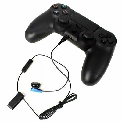 Wired Gaming Headset Earphone Headphone w/ MIC For Sony Playstation 4 PS4