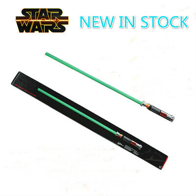 Hasbro Star Wars: The Black Series Luke Skywalker Force FX Lightsaber In STOCK
