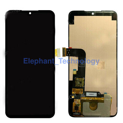QC For LG G8X ThinQ LMG850UM1A LMG850UM9A LCD Display Touch Screen Digitizer