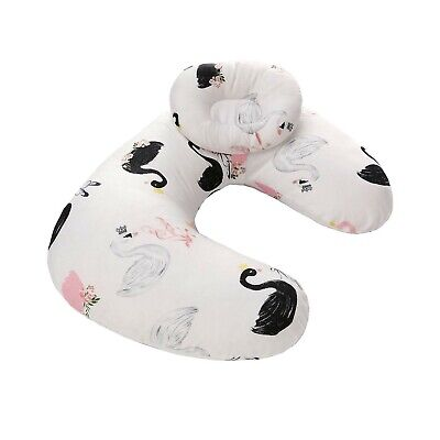Breastfeeding Nursing Pillow Adjustable 45°Angle Support for Baby's Head