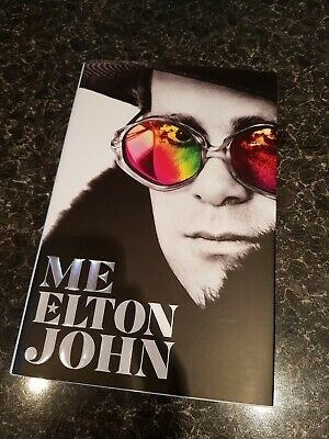 Me Official Autobiography by Elton John (2019, Hardback hb) new and unread