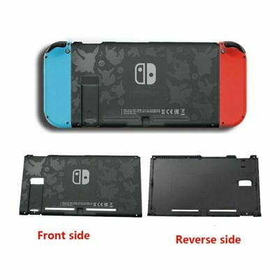 Replace Back Housing Shell Protective Case Cover for NS Switch Console BUS