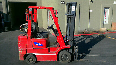 2008 Tailift Forklift w/ Low Hours