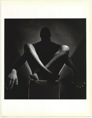 Male Nude Study *2 / Gay INT (1992 Sheet From Book: Form Horst / Bohrmann)