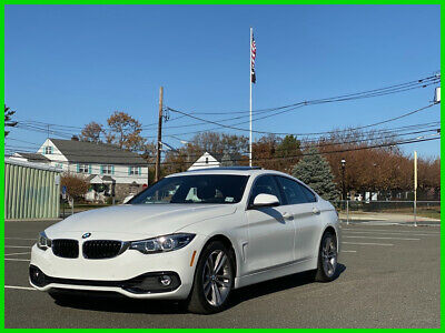 2019 BMW 4-Series i xDrive 2019 i xDrive Used Turbo 2L I4 16V Automatic AWD Hatchback Premium