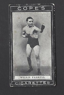 Cope - Boxers (1-25) - #14 Willie Farrell