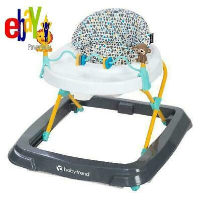 New Animal Baby Developmental Walker Infant Gray Triangle Exercise Walking Aid
