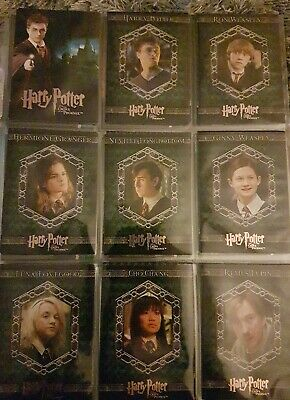 Harry Potter And The Order of The Phoenix 180 Card Set