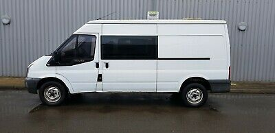 Ford Transit 2.4 TDI T350 Maual LWB High Roof -PX or Offers- Spares or Repairs