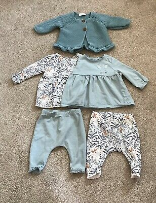 Next baby girl bundle 0-3 - perfect worn once!