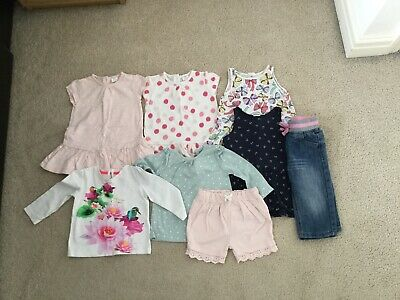 Girls Bundle Aged 6-9 Months