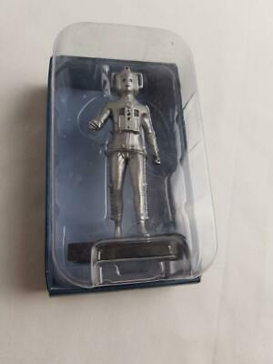 BBC Doctor Who Rare Collectable Figure Cyberman The Invasion
