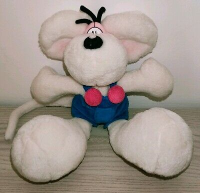 Peluche Diddl 20 Cm pupazzo originale Diddl topo mouse plush soft toys doll