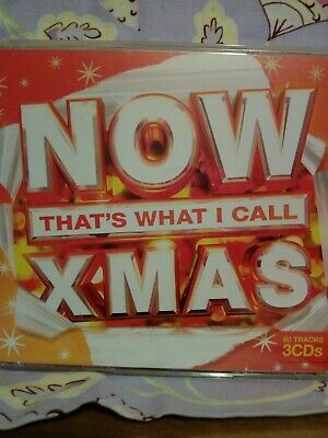 Various Artists - Now That's What I Call A Christmas Album (2008) CD 3 discs