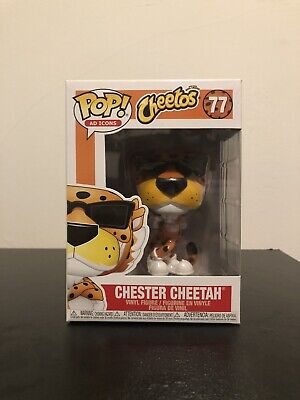 Funko Pop Chester Cheetah #77 Ad Icons Cheetos