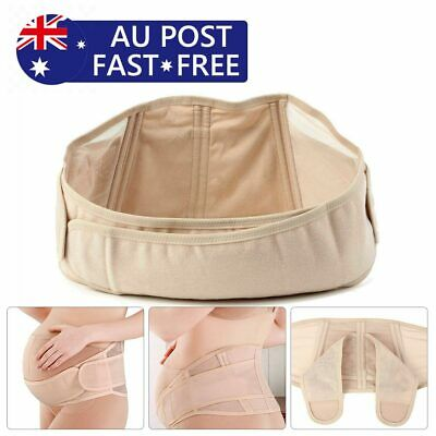Maternity Pregnancy Belly Belt Band Postpartum Recovery Tummy Support Straps New