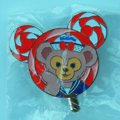 Disney Pin Hong Kong HKDL 2017 Lollipop ShellieMay Only Mystery Tin Disneyland