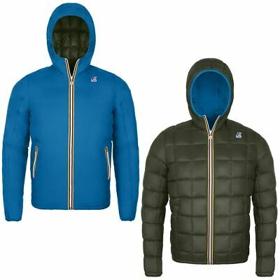 Kway K-Way Jacques Thermo Plus Double K001K40 Listino 220€. 8 Anni Colore 996