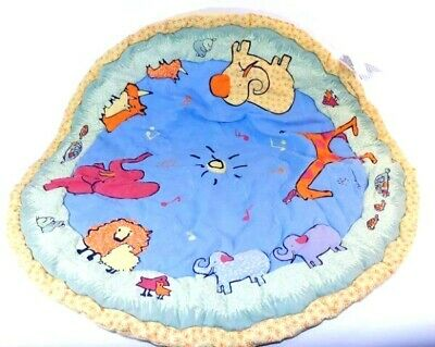 Carters John Lennon Quilt Baby Mat Musical Parade 2001 From Gym 34""