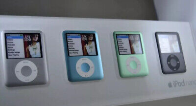  Authentic Rare iPod Nano Apple Computer Store Promotional Display 2007