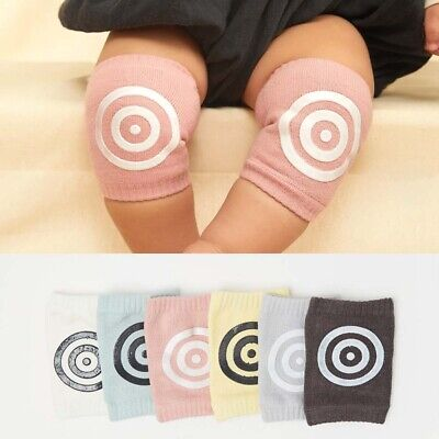 Cotton Baby Socks Sleeve Elbow Toddler Crawling Knee Children Knee Pads Baby UK