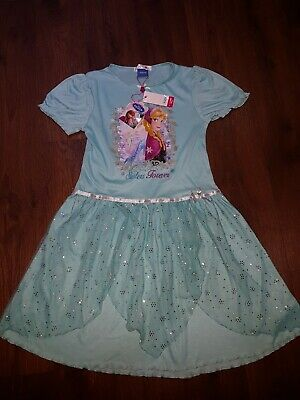 frozen girls m&co nightdress new 9-10