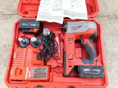 "Milwaukee 2632-22Xc M18 Propex Cordless Expansion Tool 1"", 1-1/4"" And 1-1/2"""