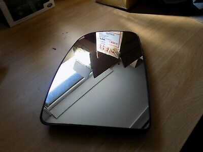 Citroen Relay Peugeot Boxer 2006 Onwards Passenger Side Heated Wing Mirror Glass
