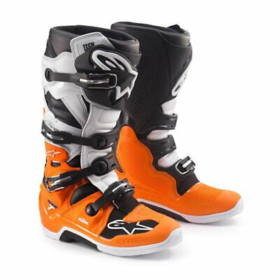 Ktm Tech 7 Exc Boots Size 6/39 Was £301.74